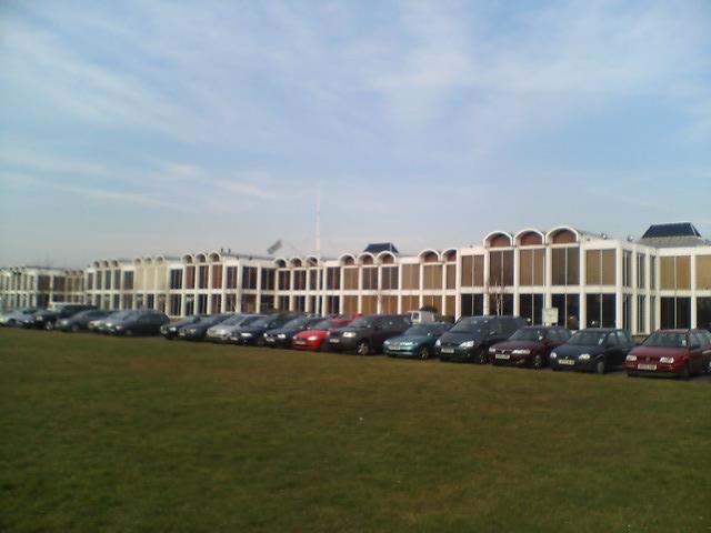 イギリス空軍博物館外観