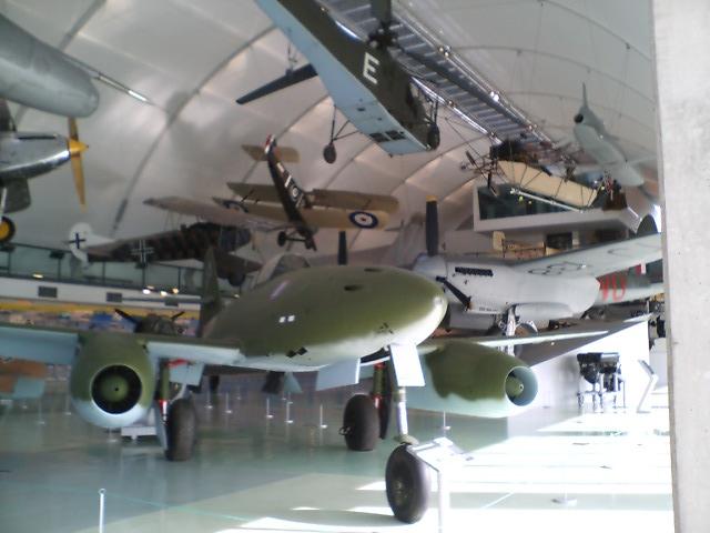 メッサーシュミットMe-262A