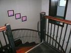 ラウンジ内階段