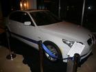 BMW展示