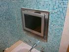 バスルームテレビ