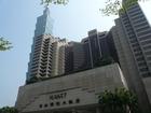 グランドハイアットと台北101