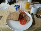 ドレイクブラザーズ朝食例