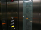 NORDSTORMエレベーターコンソール