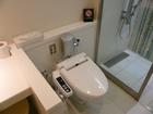 シャワールームトイレ