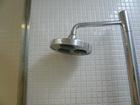 シャワールームレインシャワー