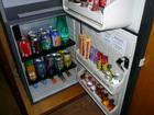自動カウント冷蔵庫内