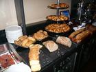 ラウンジモーニングパン類