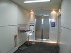 福岡国際線クラブANAラウンジエントランス