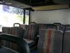 レオパレスGPO間赤いバス内