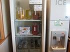 ソフトドリンク冷蔵庫