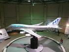 ボーイング747模型