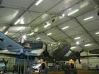 第二次世界大戦展示エリア