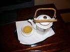 ターンダウンお茶サービス