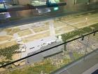 小松空港ジオラマ