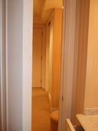 玄関スペースドア