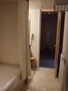 バスルームドア
