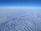 ワシントン上空層積雲