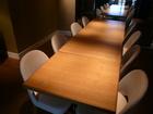 ラウンジ個室テーブル