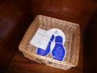 無料靴磨き