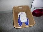靴磨き無料サービス