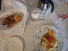 ルームサービス朝食内容