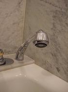 バスシャワーヘッド