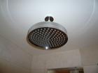 天井シャワーヘッド