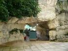 ガーデンプール入口